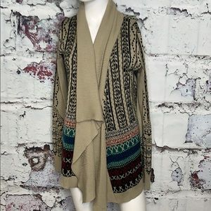 Staring at Stars Anthropologie cardigan sweater S